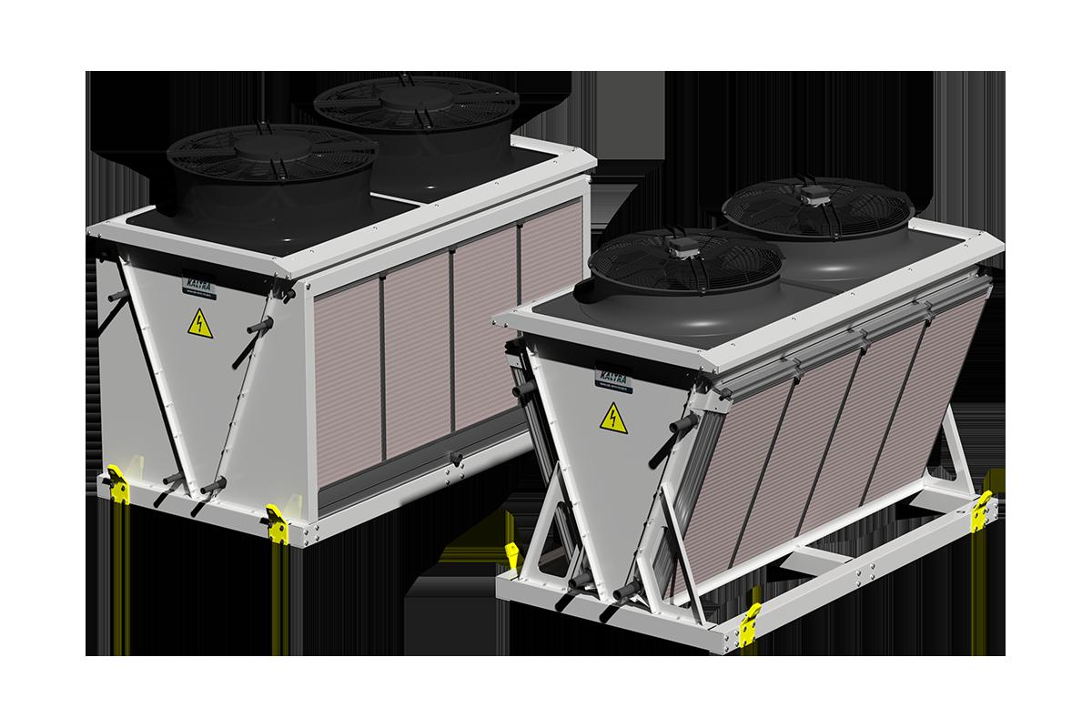 Bora evaporative dry coolers
