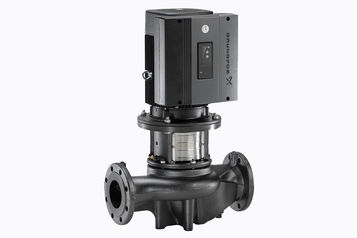 Inline inverter pump