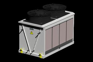 Bora evaporative dry cooler