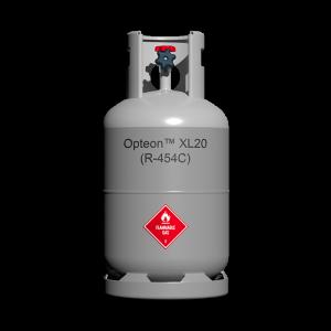 R454c refrigerant