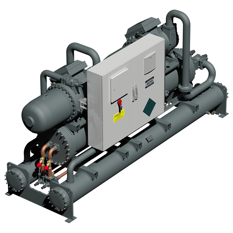 Powerstream Screw Dual-circuit