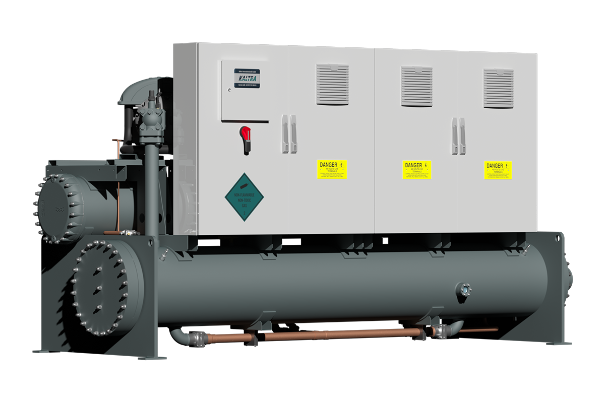 Turbocor water-cooled chiller