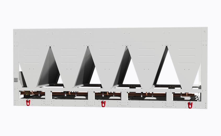 Bora XL condenser