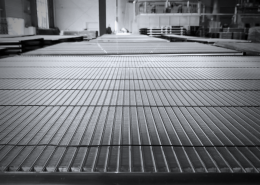 Microchannel heat exchanger manufacturing plant