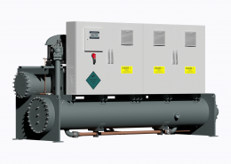 Turbocor centrifugal chiller