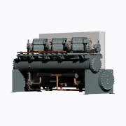 Water-cooled Turbocor chiller