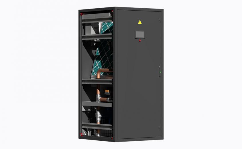 Modular precision air conditioner