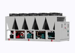 Air-cooled Turbocor chiller