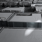 Microchannel heat exchanger manufacturing plant