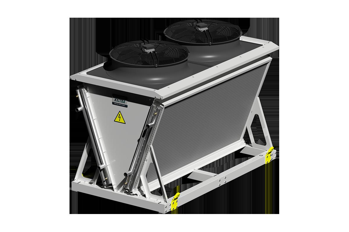 Mistral V dry cooler