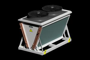 Mistral V air-cooled condenser