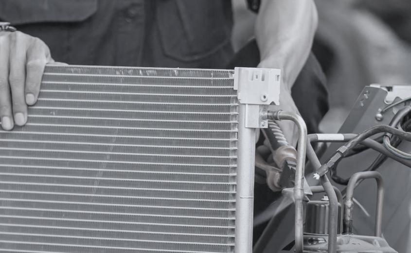 Microchannel heat exchanger