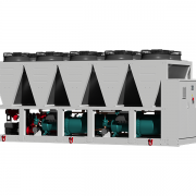 Lightstream Screw II air-cooled chiller