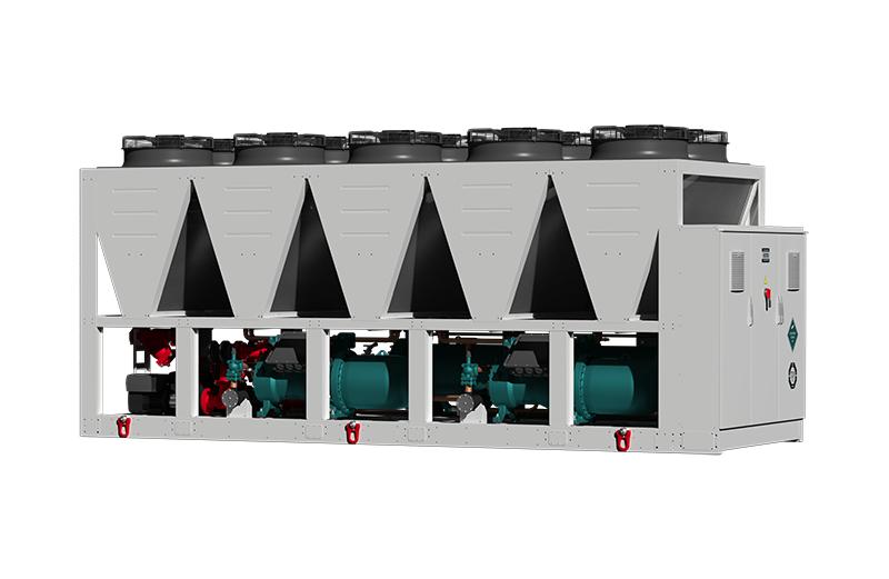 Lightstream Screw II air-cooled chiller
