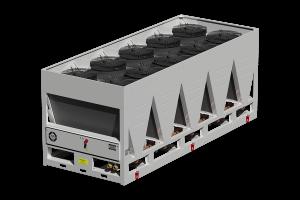 Bora XL air-cooled condenser