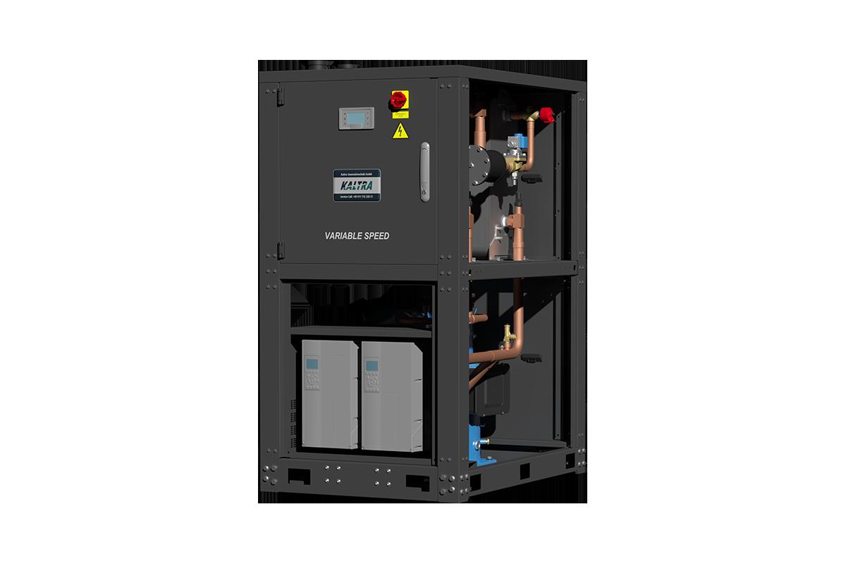 Easystream II Inverter water-cooled chiller