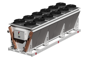 Industrial air-cooled condenser