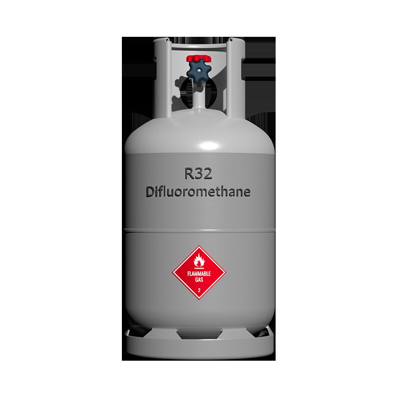 Refrigerant R32 (difluoromethane)