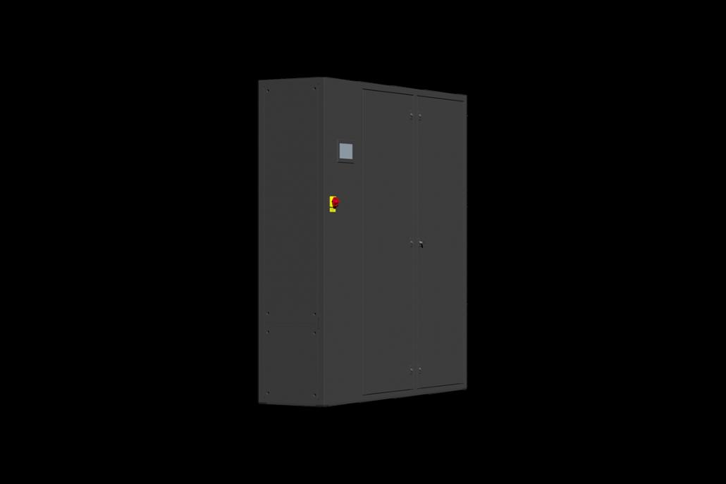 Compact precision cooling unit