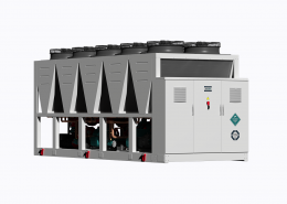 Lightstream Screw II Inverter air-cooled chiller